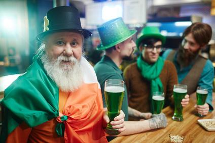 La Saint Patrick arrive !