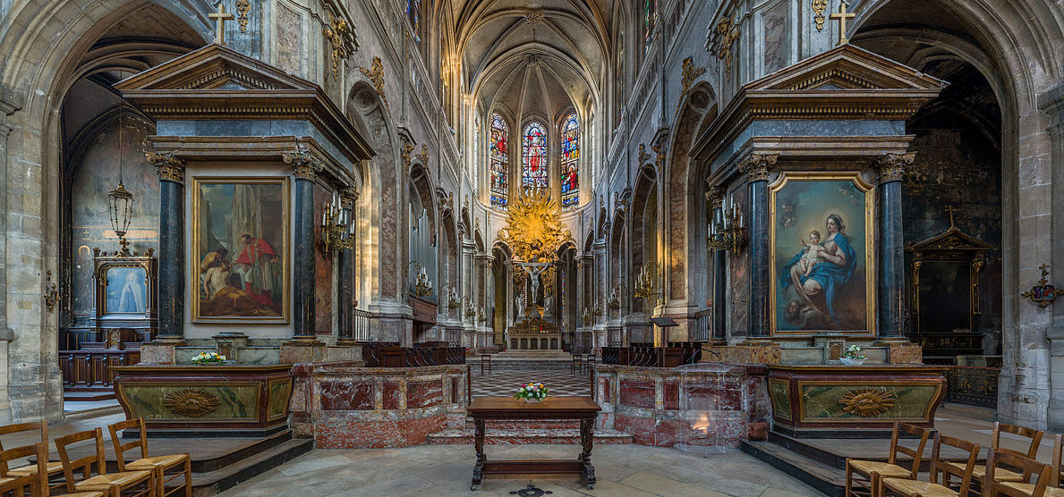 Saint_Merri_Church_Interior_2,_Paris,_France_-_Diliff