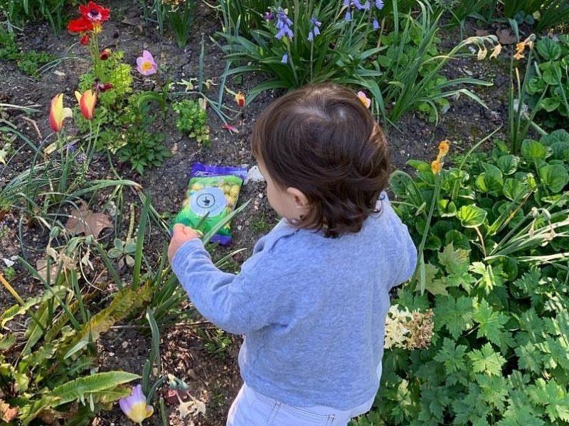 Clac Pâques : la chasse aux oeufs dans les parcs parisiens !